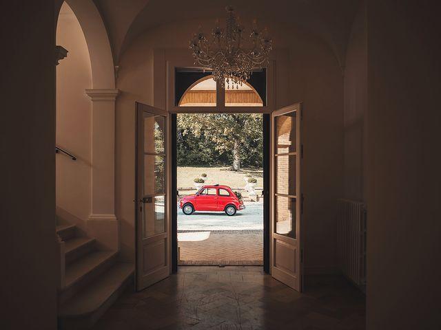 Il matrimonio di Fabio e Giulia a Tolentino, Macerata 46