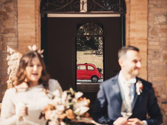 Il matrimonio di Fabio e Giulia a Tolentino, Macerata 49