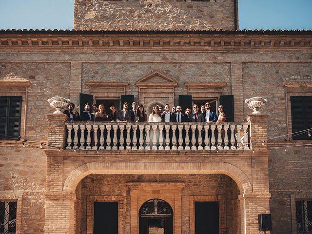 Il matrimonio di Fabio e Giulia a Tolentino, Macerata 50