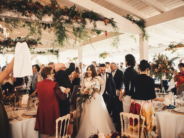 Il matrimonio di Fabio e Giulia a Tolentino, Macerata 53