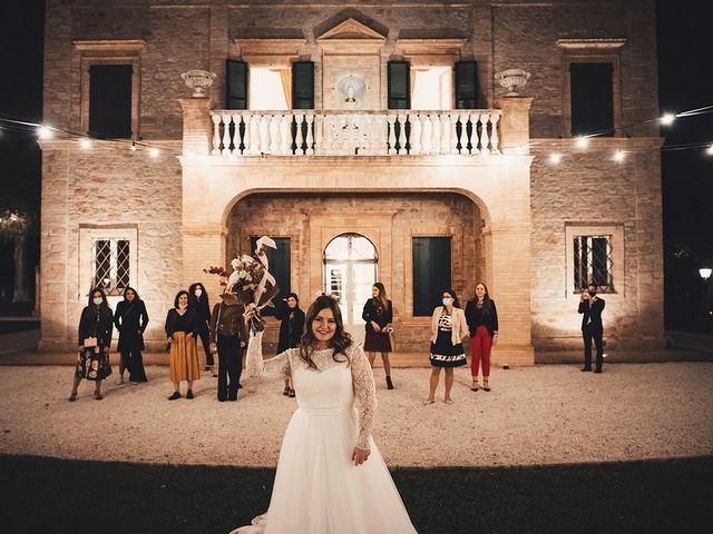Il matrimonio di Fabio e Giulia a Tolentino, Macerata 63