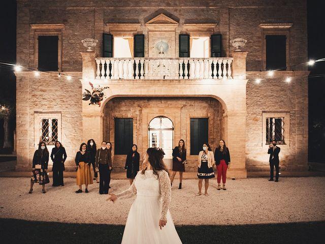 Il matrimonio di Fabio e Giulia a Tolentino, Macerata 64
