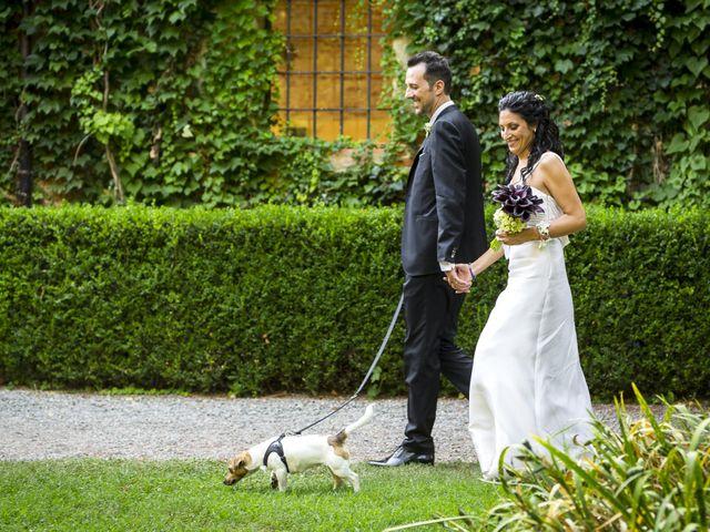 Il matrimonio di Eleonora e Alessandro a San Sebastiano da Po, Torino 1