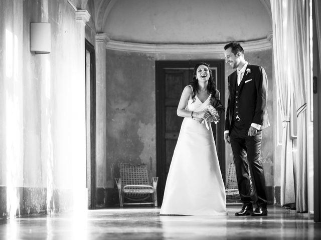 Il matrimonio di Eleonora e Alessandro a San Sebastiano da Po, Torino 2