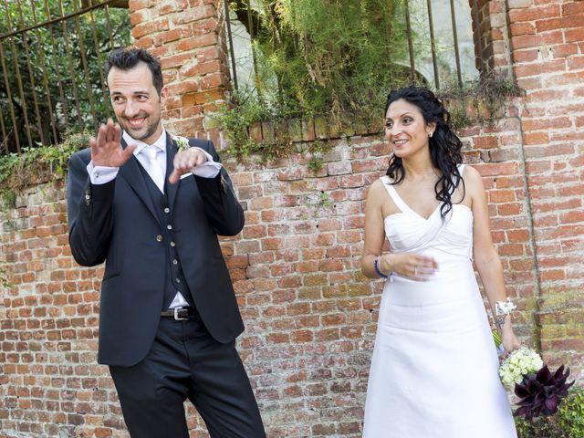 Il matrimonio di Eleonora e Alessandro a San Sebastiano da Po, Torino 9