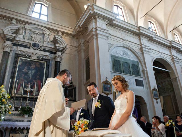 Il matrimonio di Stefano e Elisa a Albinea, Reggio Emilia 7