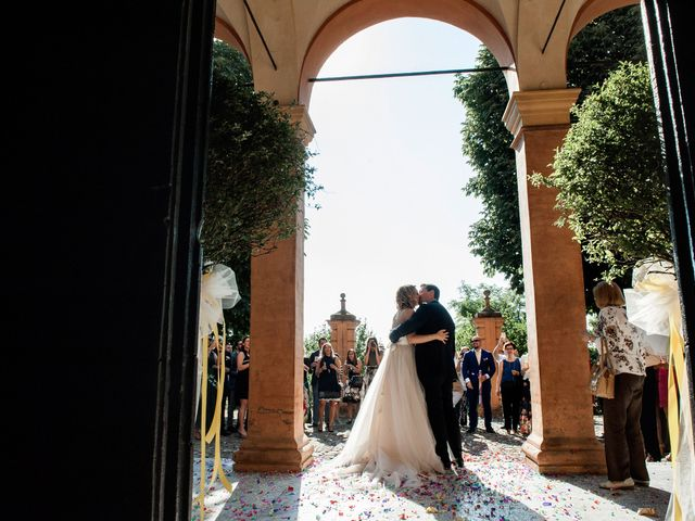 Il matrimonio di Stefano e Elisa a Albinea, Reggio Emilia 11