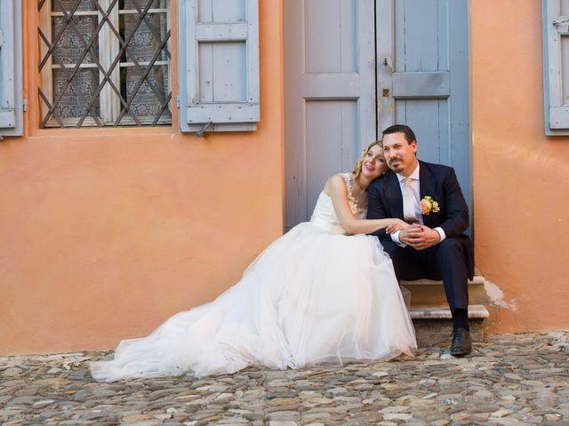Il matrimonio di Stefano e Elisa a Albinea, Reggio Emilia 16