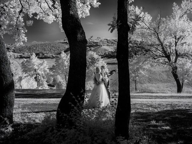 Il matrimonio di Stefano e Elisa a Albinea, Reggio Emilia 21