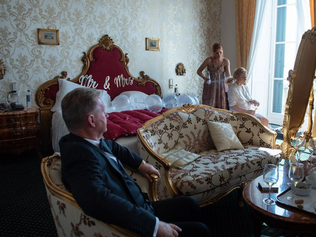 Il matrimonio di Derek e Emma a Bellagio, Como 4