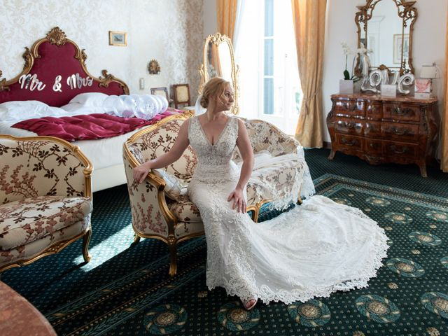 Il matrimonio di Derek e Emma a Bellagio, Como 7