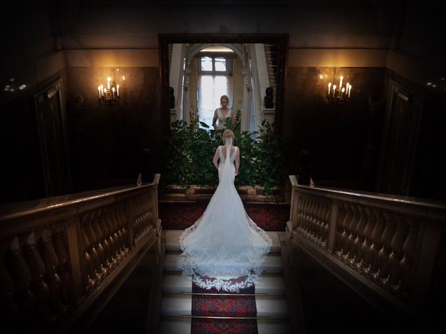 Il matrimonio di Derek e Emma a Bellagio, Como 1