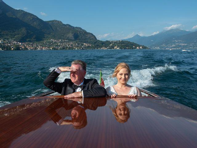 Il matrimonio di Derek e Emma a Bellagio, Como 8