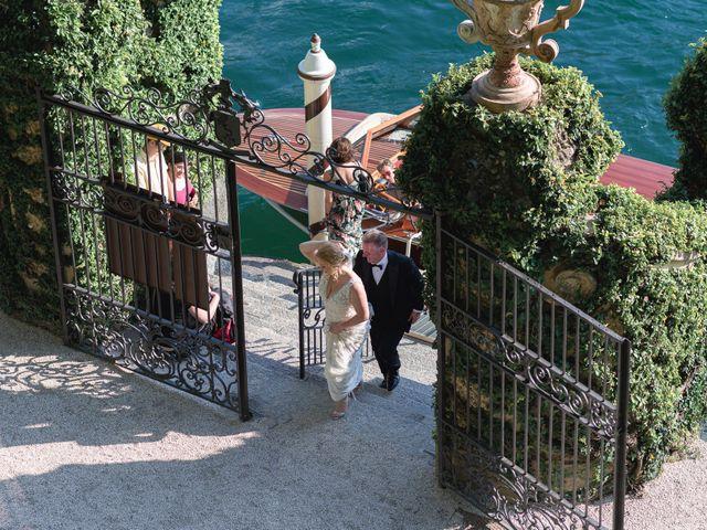 Il matrimonio di Derek e Emma a Bellagio, Como 9