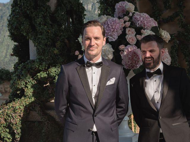 Il matrimonio di Derek e Emma a Bellagio, Como 10