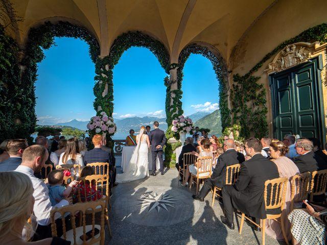 Il matrimonio di Derek e Emma a Bellagio, Como 12