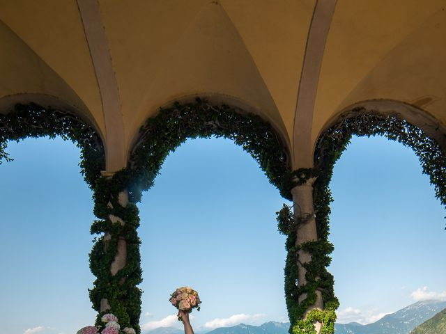 Il matrimonio di Derek e Emma a Bellagio, Como 14
