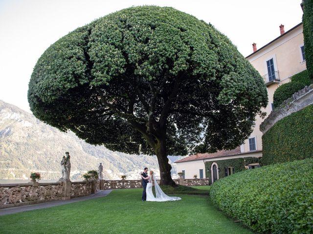 Il matrimonio di Derek e Emma a Bellagio, Como 16