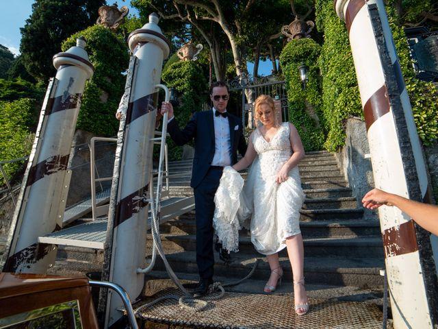 Il matrimonio di Derek e Emma a Bellagio, Como 17