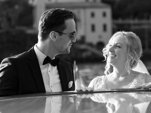 Il matrimonio di Derek e Emma a Bellagio, Como 18