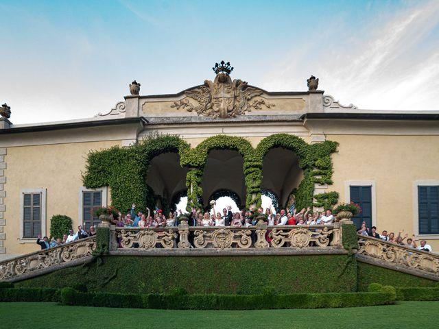 Il matrimonio di Derek e Emma a Bellagio, Como 20