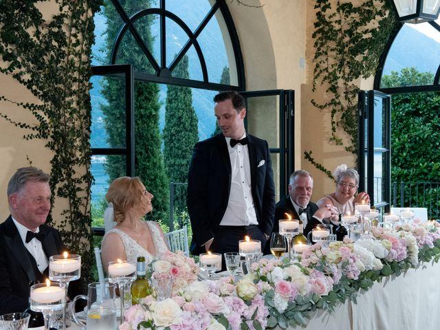 Il matrimonio di Derek e Emma a Bellagio, Como 21