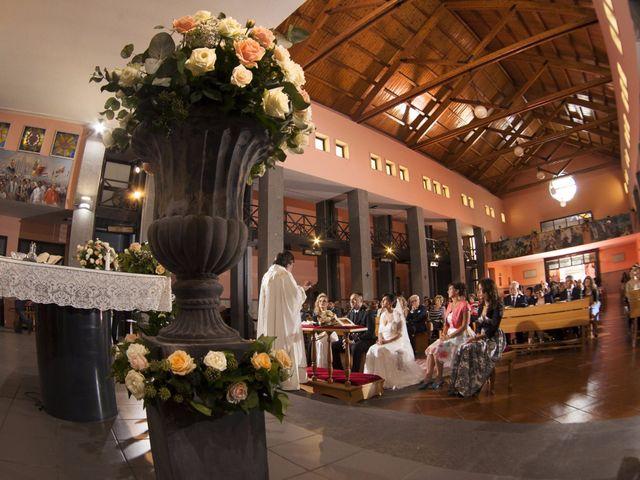 Il matrimonio di Fabio e Serena a Napoli, Napoli 13