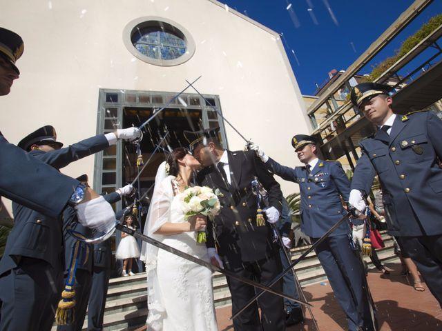 Il matrimonio di Fabio e Serena a Napoli, Napoli 14