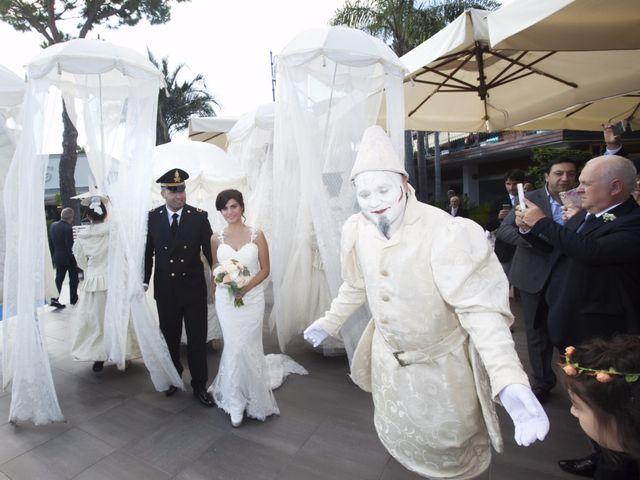 Il matrimonio di Fabio e Serena a Napoli, Napoli 15