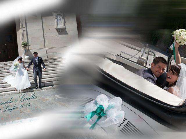 Il matrimonio di Giulio e Consuelo a Ternate, Varese 3