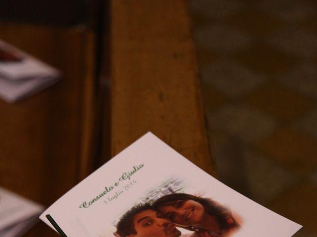 Il matrimonio di Giulio e Consuelo a Ternate, Varese 20