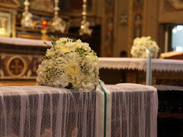 Il matrimonio di Giulio e Consuelo a Ternate, Varese 21