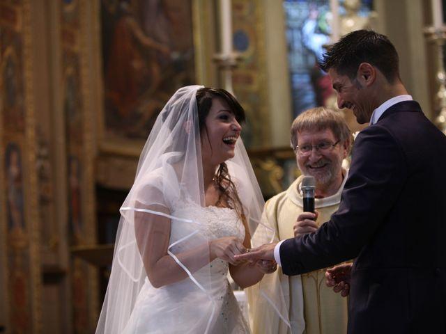 Il matrimonio di Giulio e Consuelo a Ternate, Varese 23