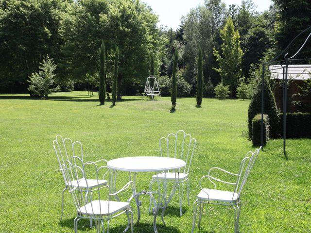 Il matrimonio di Giulio e Consuelo a Ternate, Varese 27