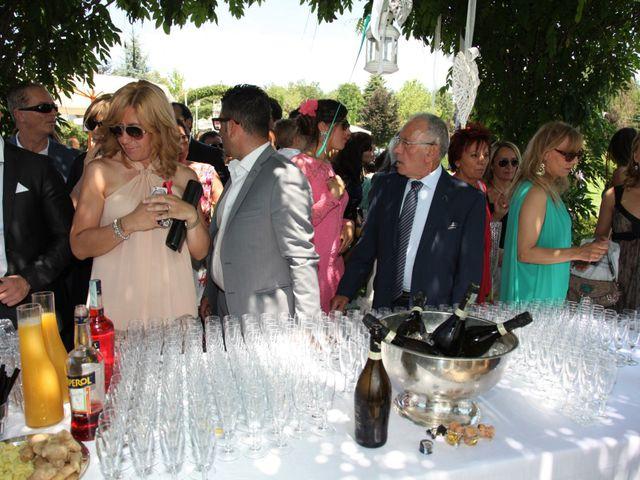 Il matrimonio di Giulio e Consuelo a Ternate, Varese 28