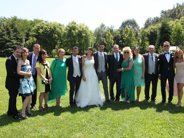 Il matrimonio di Giulio e Consuelo a Ternate, Varese 31