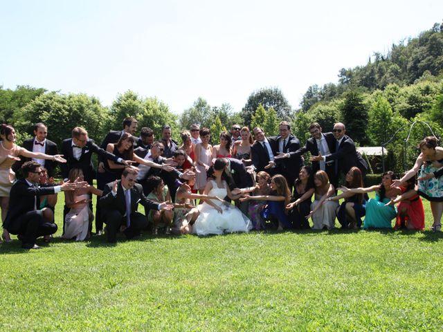 Il matrimonio di Giulio e Consuelo a Ternate, Varese 34