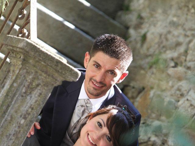 Il matrimonio di Giulio e Consuelo a Ternate, Varese 46