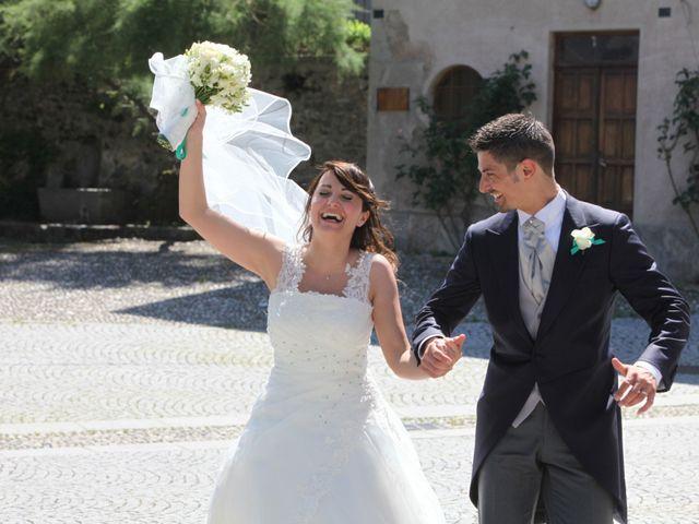 Il matrimonio di Giulio e Consuelo a Ternate, Varese 47