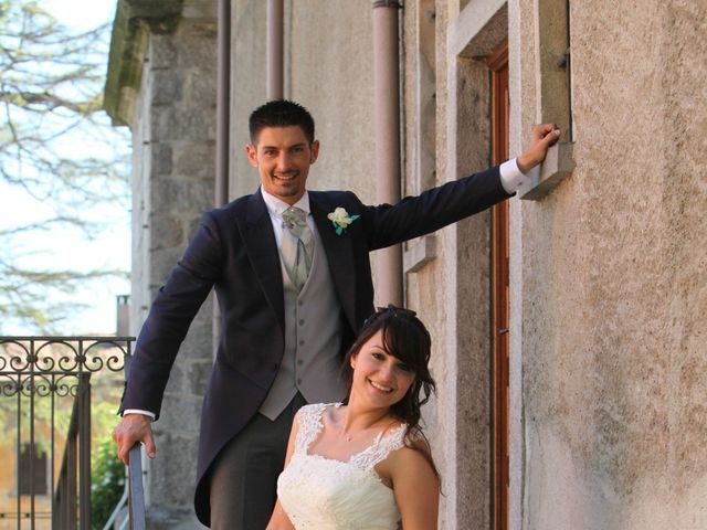 Il matrimonio di Giulio e Consuelo a Ternate, Varese 48