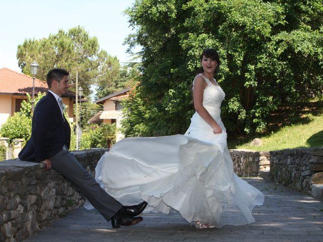 Il matrimonio di Giulio e Consuelo a Ternate, Varese 51