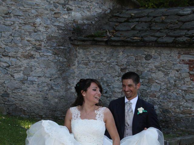 Il matrimonio di Giulio e Consuelo a Ternate, Varese 52