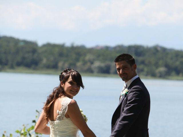 Il matrimonio di Giulio e Consuelo a Ternate, Varese 53