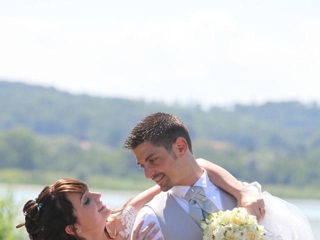 Il matrimonio di Giulio e Consuelo a Ternate, Varese 2
