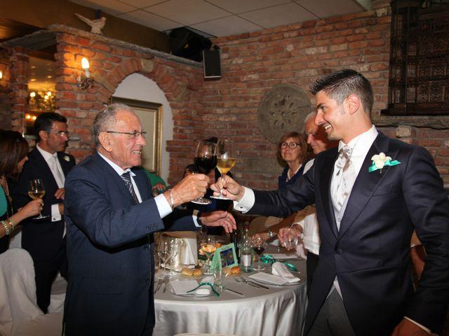 Il matrimonio di Giulio e Consuelo a Ternate, Varese 62
