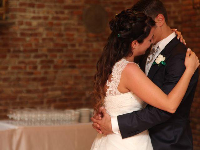 Il matrimonio di Giulio e Consuelo a Ternate, Varese 65