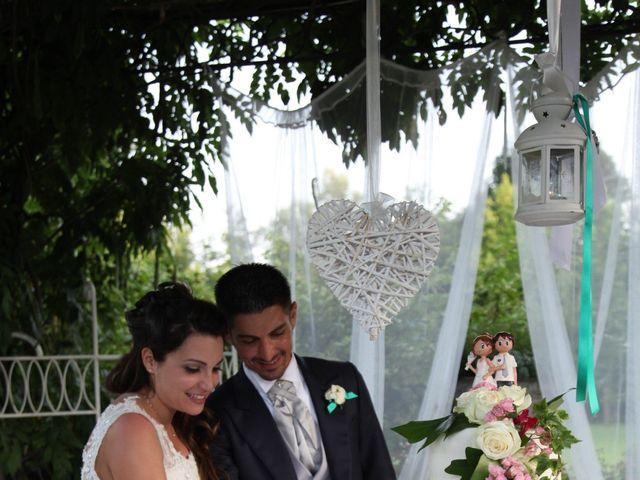 Il matrimonio di Giulio e Consuelo a Ternate, Varese 70