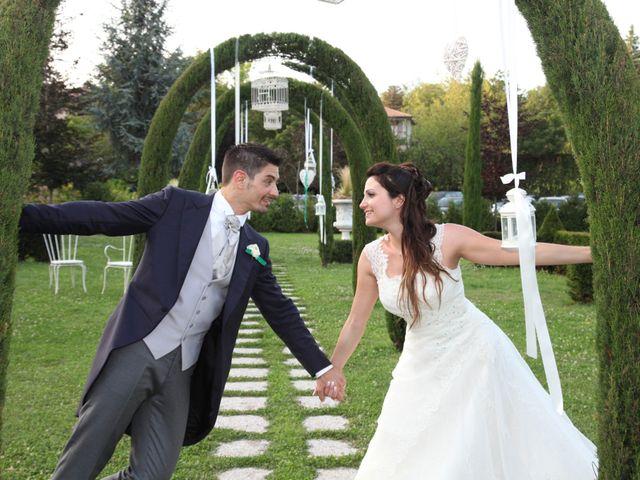 Il matrimonio di Giulio e Consuelo a Ternate, Varese 77