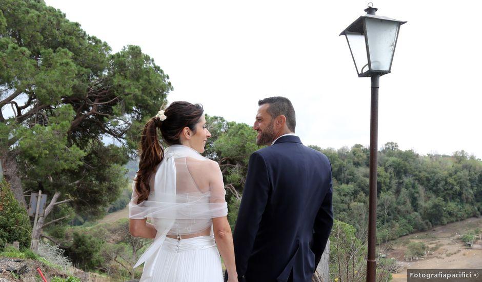 Il matrimonio di Fabio e Silvia a Roma, Roma
