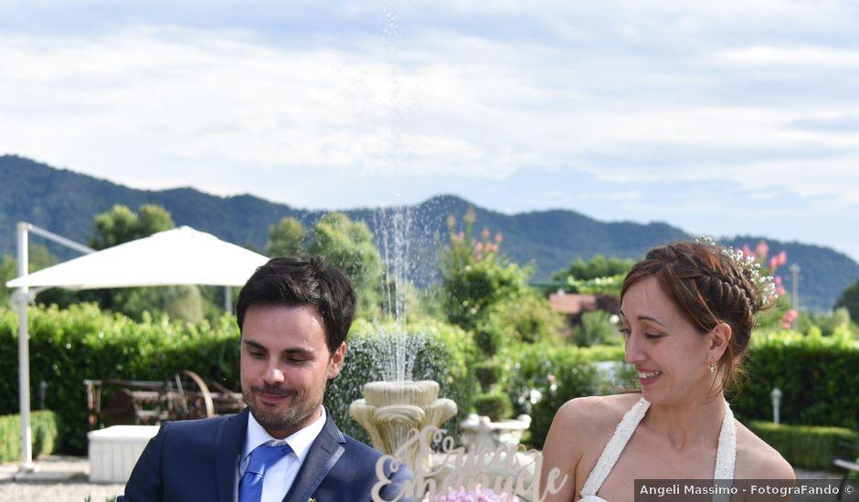 Il matrimonio di Emanuele e Erica a Almenno San Salvatore, Bergamo
